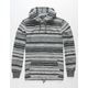 VISSLA Southbay Reversible Mens Sweatshirt