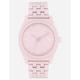 NIXON Time Teller Simplify All Matte Petal Watch