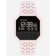 NIXON Re-Run All Digital All Matte Petal Watch