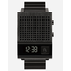 NIXON Dork Too All Black Watch