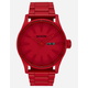 NIXON Doing More Sentry SS All Red Watch