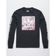 ADIDAS Cherry Blossom Blackbird Mens T-Shirt