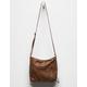 WALLFLOWER Lonna Cognac Crossbody Bag