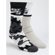 NIKE SB 2 Pack Camo Mens Crew Socks