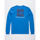 THE NORTH FACE Red Box Blue Mens T-Shirt