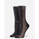 STANCE Judge Me Black Womens Socks