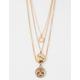 FULL TILT Love & Arrow Layered Necklace