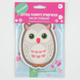 Spring Flowers Owl Air Freshener