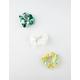 FULL TILT 3 Pack Lemon & Leaf Scrunchies