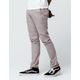RSQ Seattle Plaid Mens Skinny Taper Chino Pants