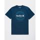 HURLEY Tubular Mens T-Shirt