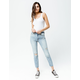 RSQ Vintage Mom Medium Wash Womens Ripped Jeans