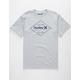 HURLEY Locked Mens T-Shirt