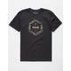 HURLEY Multi Hex Mens T-Shirt
