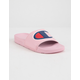 CHAMPION IPO Pink Kids Sandals