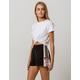 ADIDAS Coral 3 Stripe Womens Shorts