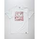 ADIDAS Blackbird Cherry Blossom Mens T-Shirt