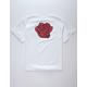 SANTA CRUZ Rosa Boys T-Shirt