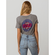 VANS Circle Checks Womens Tee