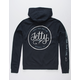 JETTY Fly Fish Mens Hoodie