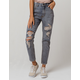 RVCA Piper Womens Ripped Jeans