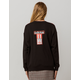 ADIDAS 3 Stripes Coral Womens Sweatshirt
