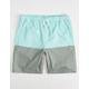 CYA Halfers 2 Tone Boys Shorts