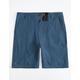 MICROS Chase Navy Boys Hybrid Shorts