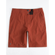 MICROS Chase Rust Boys Hybrid Shorts