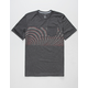 VOLCOM Macaw Mens Pocket Tee