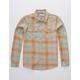 UNIVIBE Hertzfeld Mens Flannel Shirt