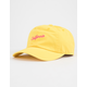 AMERICAN NEEDLE California Yellow Dad Hat