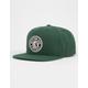 BRIXTON Rival Green Mens Snapback Hat