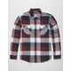COASTAL Hounds Mens Flannel Shirt