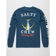 SALTY CREW Tailed Navy Mens T-Shirt
