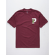 PRIMITIVE Campus Mens T-Shirt
