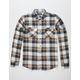 COASTAL Hayride Mens Flannel Shirt