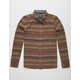 HIPPYTREE Ashbury Mens Flannel Shirt