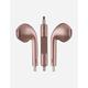 GABBA GOODS Rose Gold Earbuds