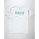 PRIMITIVE Repeater White Mens T-Shirt