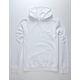 INDEPENDENT TRADING COMPANY White Mens Hoodie