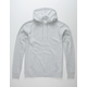 INDEPENDENT TRADING COMPANY Grey Mens Hoodie