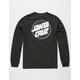 SANTA CRUZ Other Dot Black & Silver Mens T-Shirt