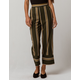 SKY AND SPARROW Crop Wide Leg Womens Trouser Pants