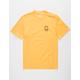 SPITFIRE Lil Bighead Gold Mens T-Shirt