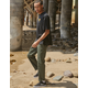 DICKIES 850 Slim Taper Flex Olive Mens Pants