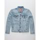LEVI'S Trucker Light Stonewash Mens Denim Jacket