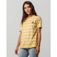 IMPERIAL MOTION Stripe Womens Tee