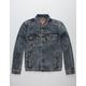 LEVI'S Trucker Dark Stone Mens Denim Jacket
