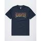 CREATURE Logo Outline Mens T-Shirt